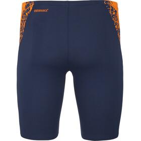 speedo Boom Splice Jammers Men, navy/orange